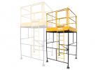 Conheça os diferentes tipos de andaimes da Mitti que atendem obras de todos os portes e necessidades