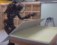 Robôs autônomos no canteiro de obras